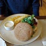 burger jagnięcy