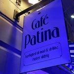 Bild från Cafe Patina