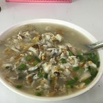 A Tang Salty Rice Congee照片