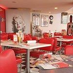 Zdjęcie America Graffiti Diner Restaurant Rimini
