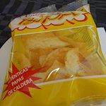 La bolsa de patatas de churrería