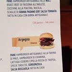 Como Burger ภาพถ่าย