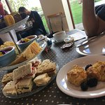 Foto van The Rowdey Cow Cafe and Ice Cream Parlour