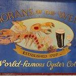 Best oysters in Ireland