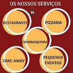 Os nossos serviços