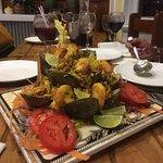 Mar de Amores (seafood Paella)