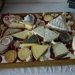 Plateaux de fromages affinés de nos régions