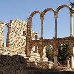 Anjar Roman ruins