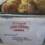 Photo of Yonah Schimmel's Knish Bakery