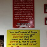 Inside the Foji Raj Dhaba