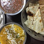Dinner at Foji Raj Dhaba