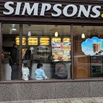 Simpsons Fried Chicken