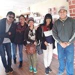 Malasia bienvenida en Quinua Tampu