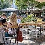 Foto van Zygos Urban Garden & Coffee Drink Food