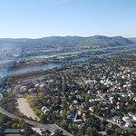 De Donau OP kijken naar de Wijngebieden van Kamptal, Kremstal en Wachau