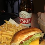 Fotografija – Tommi's Burger Joint, Invalidenstr., Mitte, Berlin