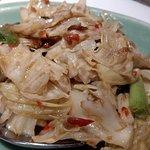 蝦醬高麗菜