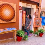 Art Gallery Contemporary Tapiezo