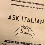 ASK Italian - London - Spring Street照片