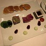 Tuna Tartare- delicious!!!!!!!!!!