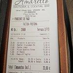 Zdjęcie Amaretto Trattoria Cocktail Bar