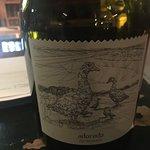 Sherryliknende vin til forretten, tørr