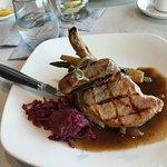 Ennis Farms Maple Grilled Berkshire Pork Chop