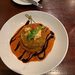 Fried Green Tomatoes Napoleon