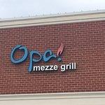 Zdjęcie Opa! Mezze Grill