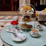 Foto de Afternoon tea at the Imperial Hotel Delhi