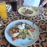 Avocado brunch - amazing!