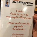 Foto de Trattoria Al Gazzettino