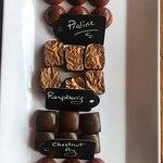 Delicious chocolates handmade in tenterfield