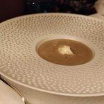 mushroom soup !