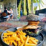 Foto van Wacko Burger Cafe