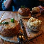 Bilde fra San Francisco Bread Bowl