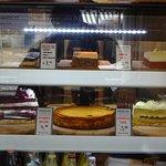 grote keuze aan gebak