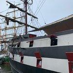 Bilde fra Pannekoekschip Admiral Nelson
