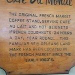 Foto de Cafe Du Monde