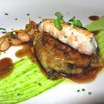 Restaurante Alameda en Hondarribia (Guipúzcoa)