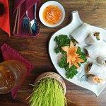 Foto van Shamballa Vegetarian Restaurant & Tea House
