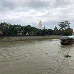 ภาพถ่ายของ Blue River Ayutthaya