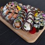 Zestaw NR5 w Kaminari Sushi