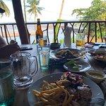 Foto van Oceana Beach Cafe and Seafood Restaurant
