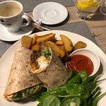 Zdjęcie Manna 68 - restauracja wegetariańska