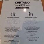 Foto van Cortado Cafe