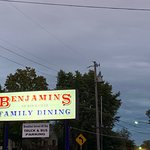 Foto van Benjamin's