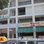 Maxim Dim Sum Restaurant - Pekaka