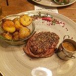 Billede af Moo Moo Steak & Wine