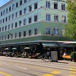 Tibits vegetarian restaurant, Zurich, Switzerland.